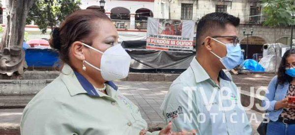 Paro en telebachilleratos comunitarios de Oaxaca