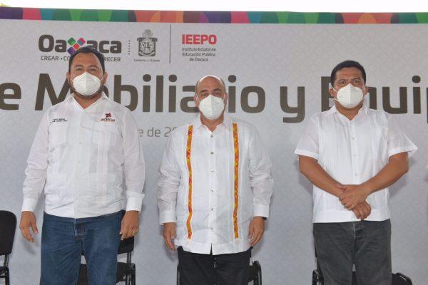 Diálogo y colaboración con autoridades municipales, fundamental para mejorar la educación: IEEPO