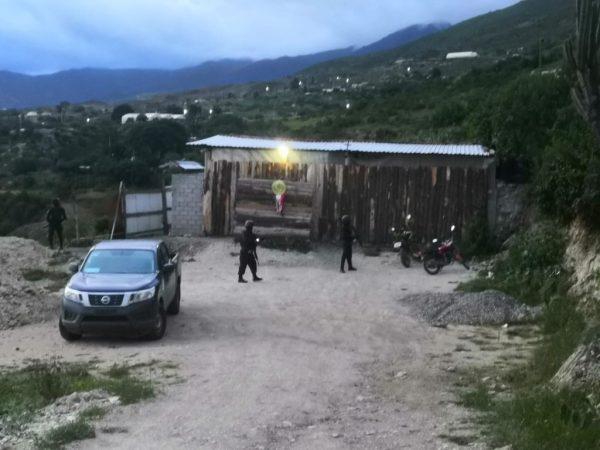 FGEO rescata a dos mujeres víctimas del delito de trata de personas; estaban en un bar en San Pablo Guilá