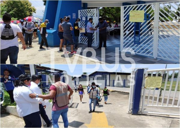 Se aplicaron 39 mil 500 segundas dosis de Sinovac en Tuxtepec
