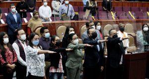 Elige 64 Legislatura a integrantes del nuevo Órgano de Transparencia de Oaxaca