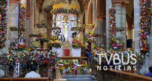 En Oaxaca preparan celebración para venerar en su día al Señor del Rayo