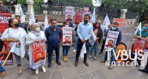 Anuncia organización 23 de octubre, marcha por 11 años de asesinato de Heriberto Pazos