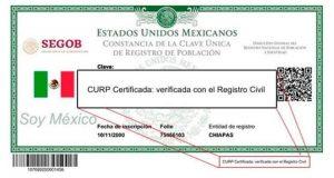 CURP certificada, el nuevo requisito para trámites oficiales; aquí te detallamos cómo obtenerla
