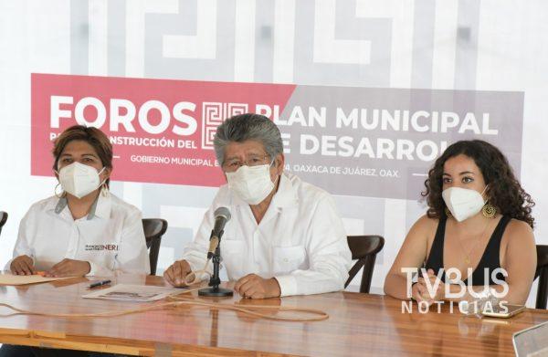 Necesario iniciar proceso de entrega-recepción en Oaxaca de Juárez: Francisco Martínez Neri