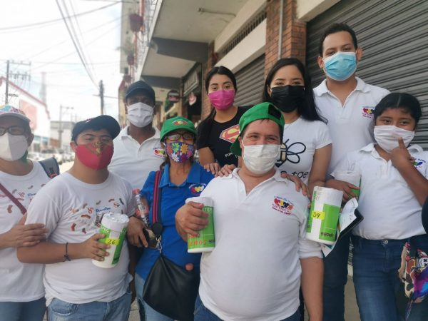 Retoma Fundación Down boteos para cubrir gastos; piden apoyo ciudadano