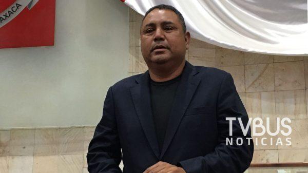 Dónde están esos que quieren ser Gobernador de Oaxaca, que atiendan y se involucren en los problemas del estado: Gustavo Díaz Sánchez