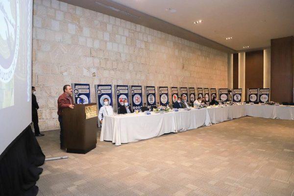 Armando Contreras Castillo se adhiere al pacto de unidad para la la construcción de Oaxaca