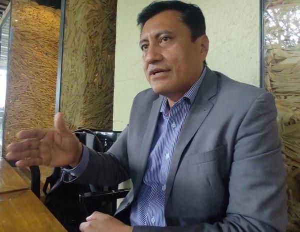 En Oaxaca se requiere una justicia más sensible: Manlio Hernández