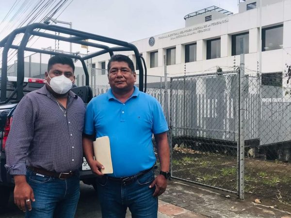 Tras impugnar decisión del TEEO, confía ex candidato de Chiltepec que no anulen elecciones