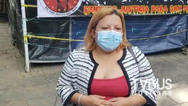Hermana de edil de Jocotepec, exige intervención de SEGEGO para su liberación