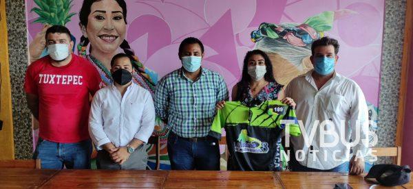 """Anuncian 3ra edición de la carrera de ciclismo de """"La ruta del garrobo"""" en Tuxtepec"""