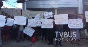 Habitantes de San Mateo del Mar piden destitución de Consejeros del IEEPCO