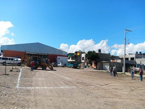 Inicia construcción de banco bienestar en Santiago Juxtlahuaca