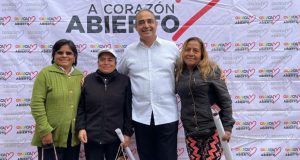 Nochixtlán, un compromiso profundo para Alberto Esteva