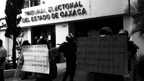 Tras anular elección en  Chiltepec, IEEPCO decidirá fecha