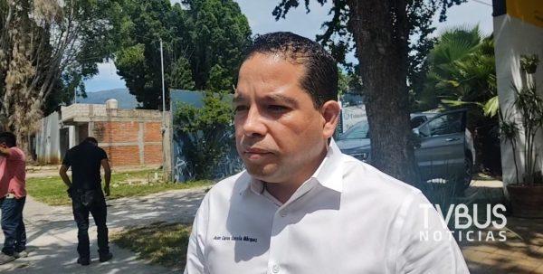 Inseguridad, de los temas que se atenderán de manera inmediata en Santa Lucía del Camino: Presidente Electo