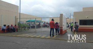 Realizan en Tuxtepec jornada nacional de vacunación anticovid a menores de 12 a 17 años con comorbilidad