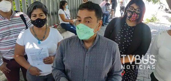 Sigo siendo Secretario General del STEUABJO, asamblea fue ilegal, refiere Ariel Pérez Luján