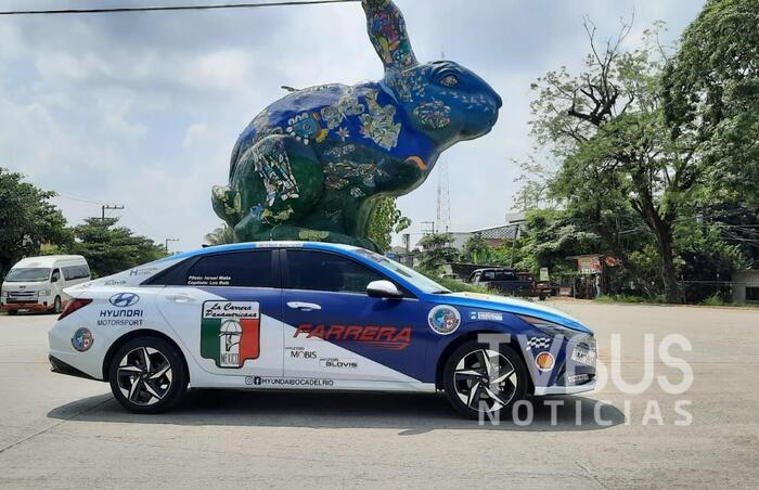 Se espera que alrededor de 3 mil personas en Tuxtepec, disfruten de la carrera Panamericana