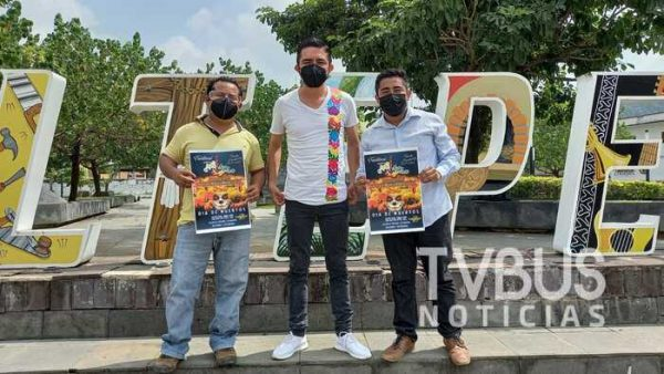 """Realizará grupo """"Axchilt"""" festival colectivo """"Arte y vida"""", con el propósito de apoyar a los artesanos Chiltepecanos"""