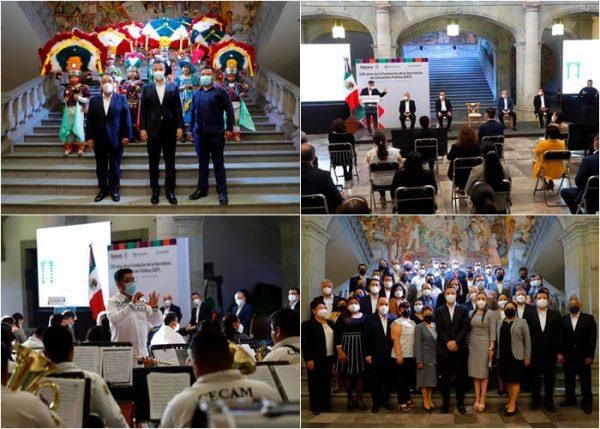 Conmemora Oaxaca centenario de la creación de la SEP