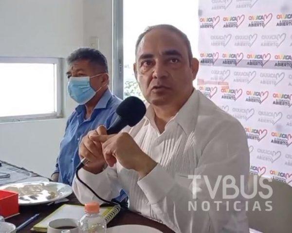 Yo no busco chamba, quiero ser gobernador de Oaxaca porque puedo, tengo la capacidad y experiencia para serlo: Alberto Esteva