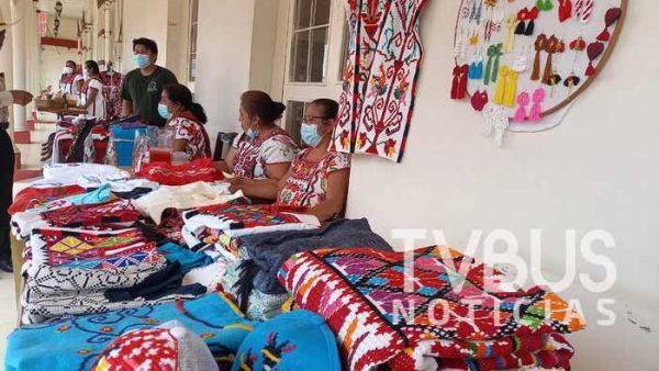"""Con """"impulso artesanal"""" buscan reactivar economía de los artesanos de la región"""