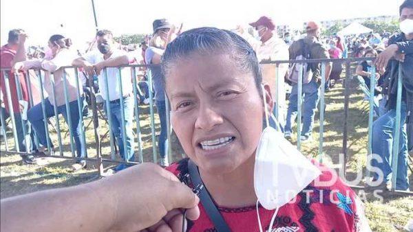 No soy Plan B de Salomón, sigo firme a pesar de las difamaciones y calumnias en mi contra: Irma Juan Carlos