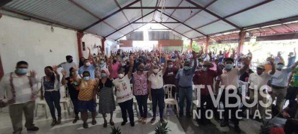 Con asamblea, Irma Juan Carlos prepara aspiraciones de ser candidata de Morena en Oaxaca