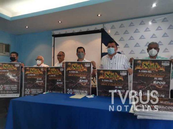 Anuncian en Tuxtepec Extreme Motocross Freestyle & BMX 2021