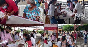 Inicia en Valle Nacional, programa de incorporación para pensión de adultos mayores
