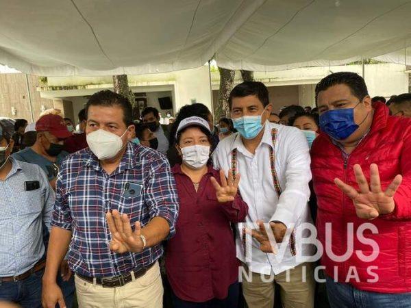Dará Salomón Jara su tercer informe Legislativo dese Santa Cruz Xoxocotlán el próximo 24 de Octubre