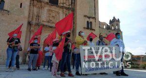 Sol Rojo exige liberación de Salvador Pinal, aseguran que es un preso político